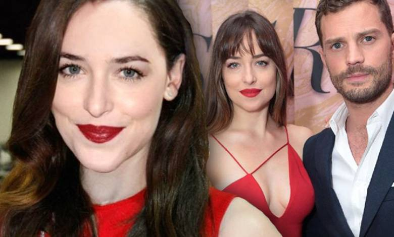 Dakota Johnson w ciąży?