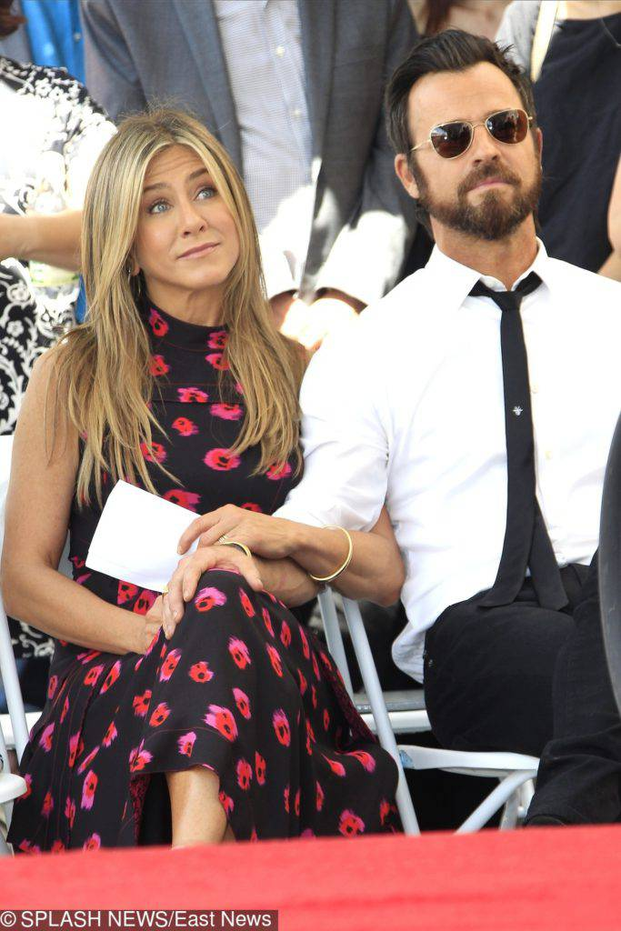 Jennifer Aniston i Justin Theroux – 2017