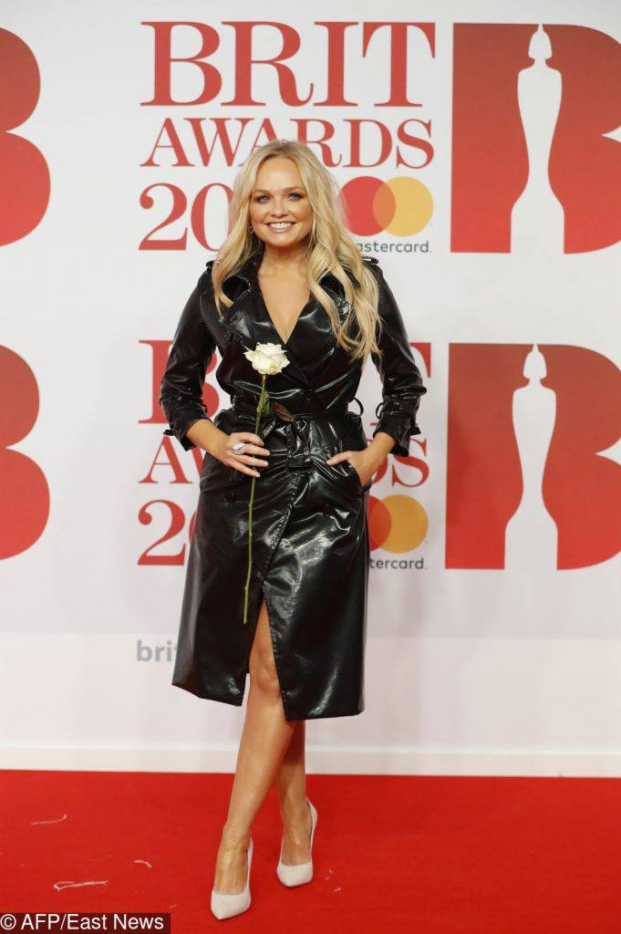 Emma Bunton - BRIT Awards 2018