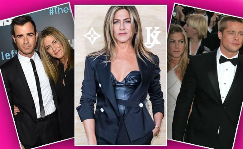 Jennifer Aniston małżeństwa