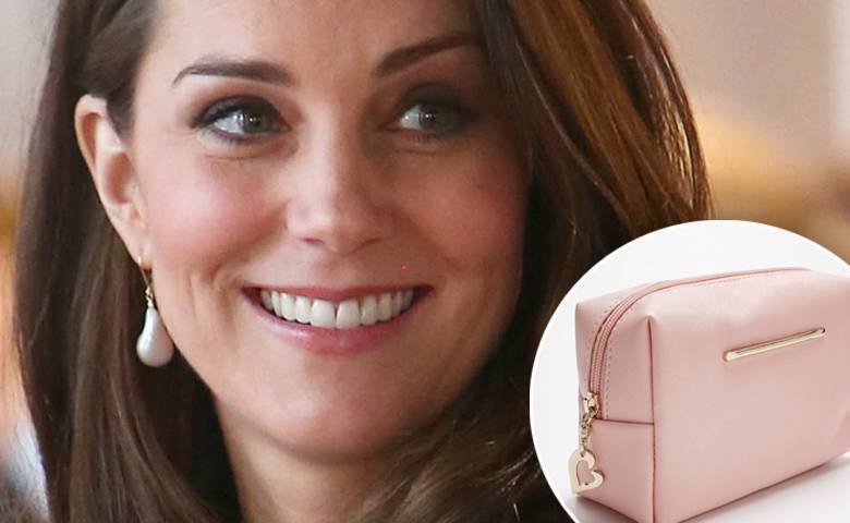 Księżna Kate makijaż