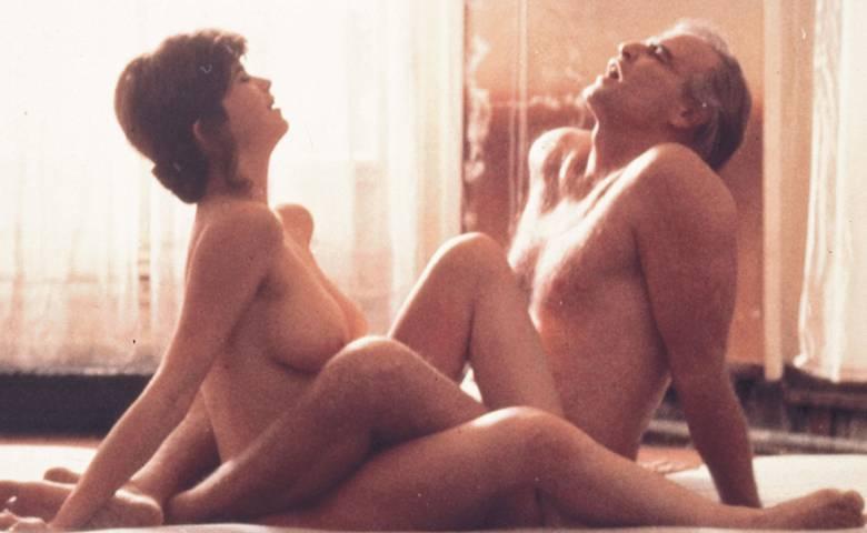 Marlom Brando i Maria Schneider