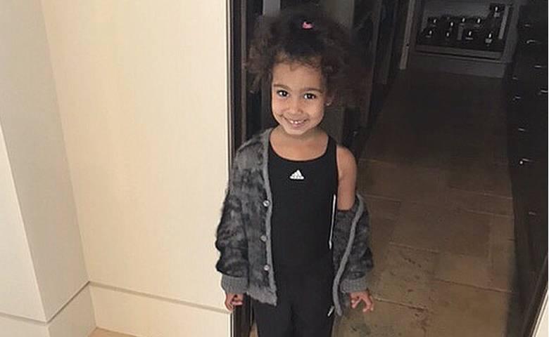 Córka Kim Kardashian – North West