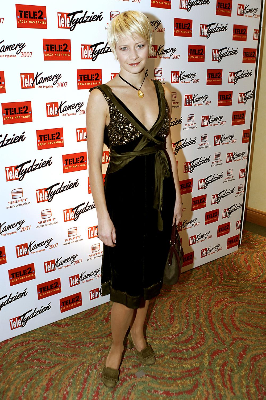 Małgorzata Kożuchowska, nominacje TeleKamery 2007
