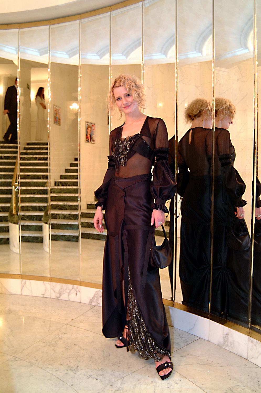 Małgorzata Kożuchowska TeleKamery 2003