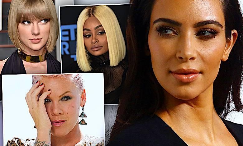 Kim Kardashian, prezenty dla wrogów