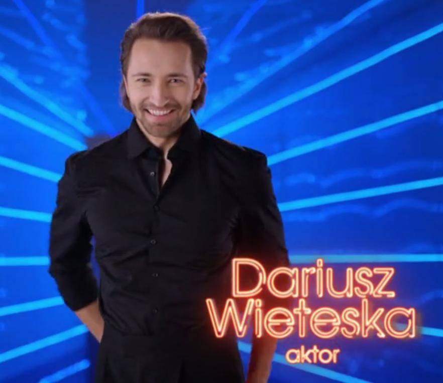 Taniec z gwiazdami 8 – uczestnicy: Dariusz Wieteska