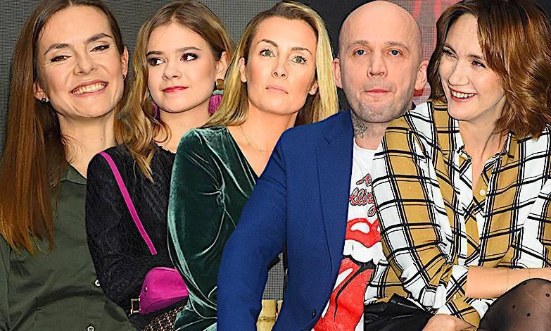 Agent Gwiazdy 3 uczestnicy konferencja prasowa