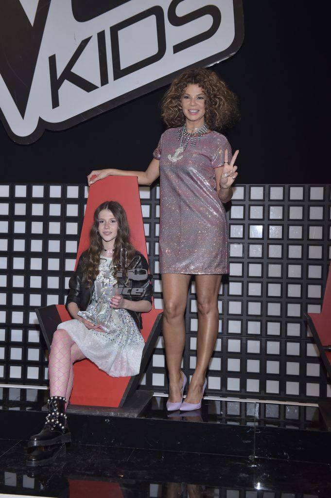 Roksana Węgiel i Edyta Górniak – finał The Voice Kids