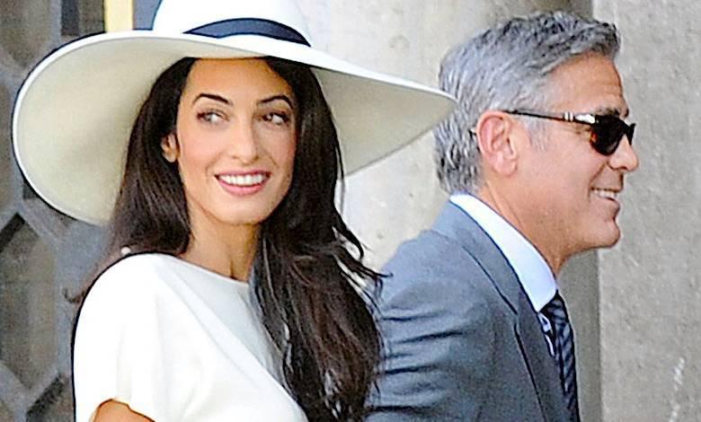 Amal Clooney urodziny