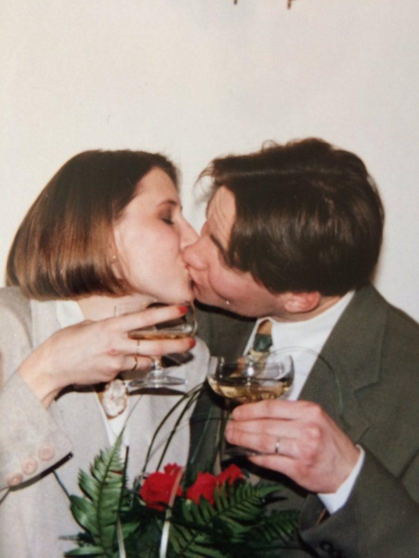 Andrzej i Agata Dudowie - historia miłości