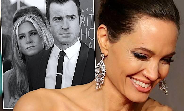 Angelina Jolie o rozstaniu Jennifer Aniston