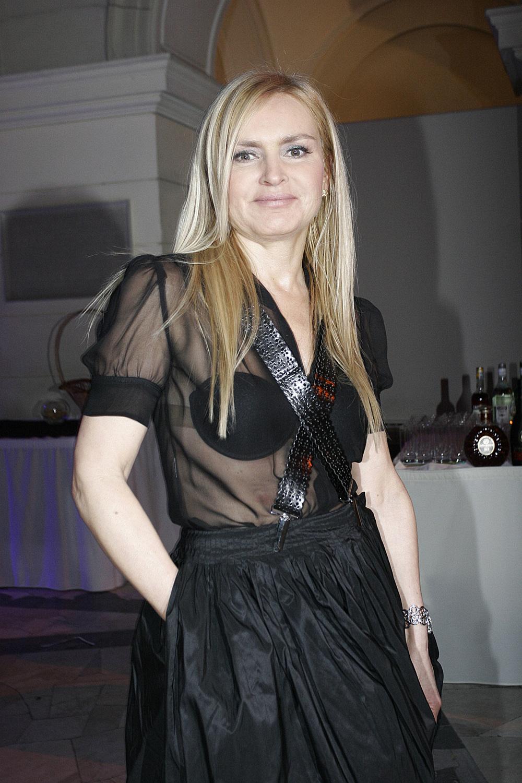 Monika Olejnik - Bal Dziennikarzy 2007