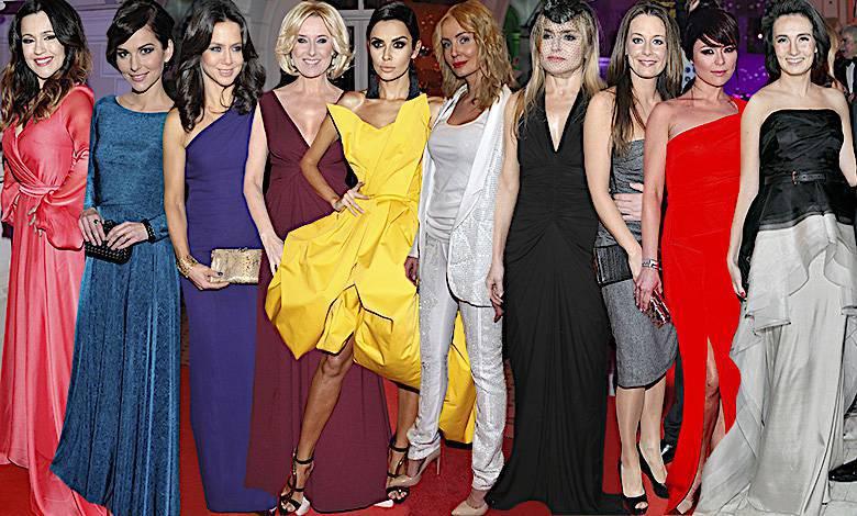 Te nieziemskie suknie przeszły do historii Balu Dziennikarzy! Po prostu istne szaleństwo! [DUŻO ZDJĘĆ]