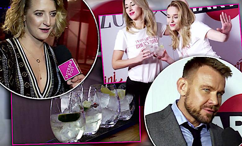 Martini na pokazie Bizuu