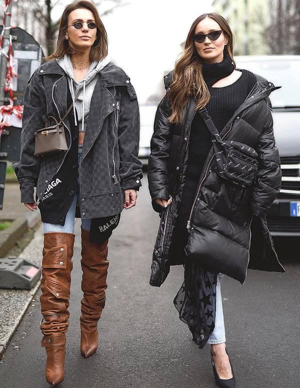Sara Boruc i Marina Łuczenko w Mediolanie