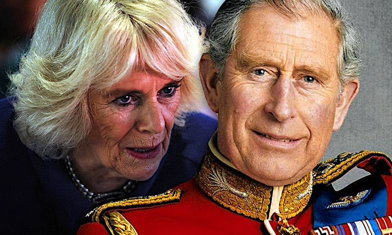 Camilla Parker-Bowles i książę Karol