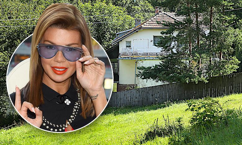 Edyta Górniak kupiła dom Violetty Villas