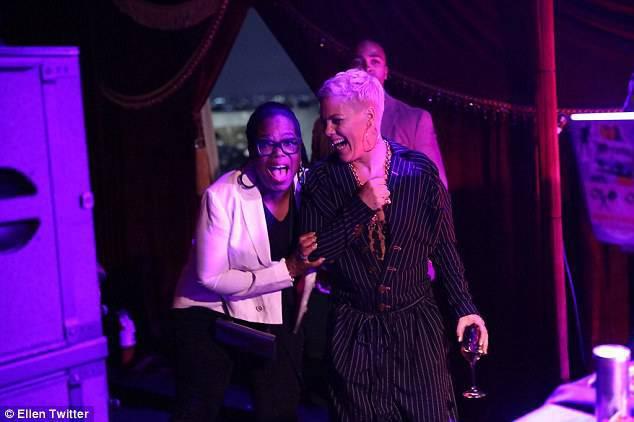 Pink – 60 urodziny Ellen DeGeneres