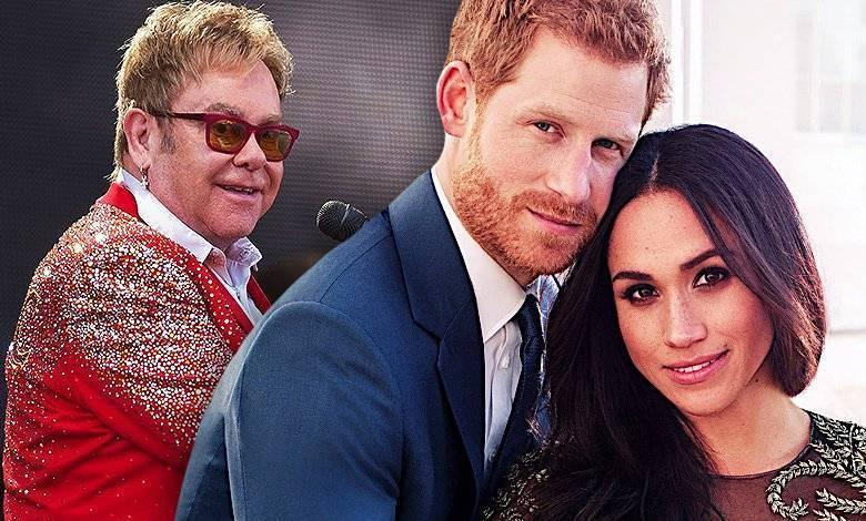 Elton John zaśpiewa na ślubie Harry'ego i Meghan?