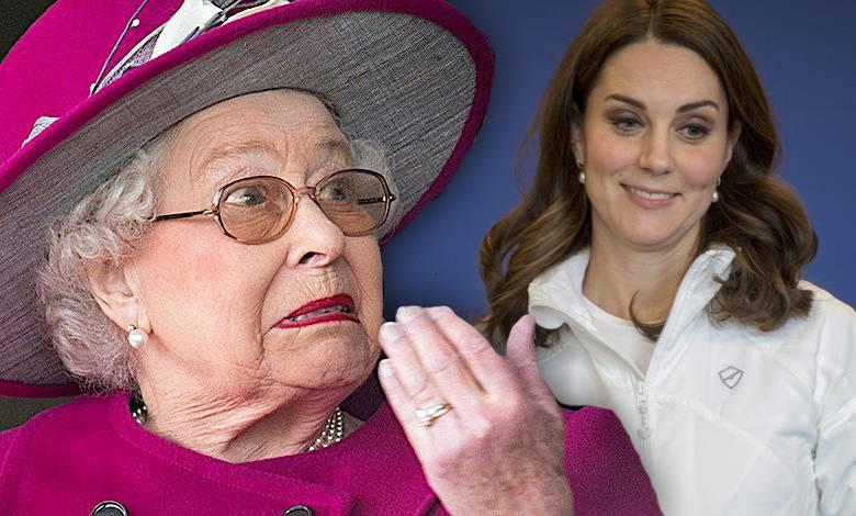 Księżna Kate wybrała matkę chrzestną dla dziecka