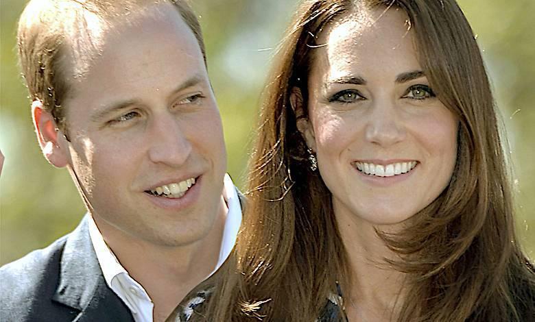 Ikea księżna Kate i książę William