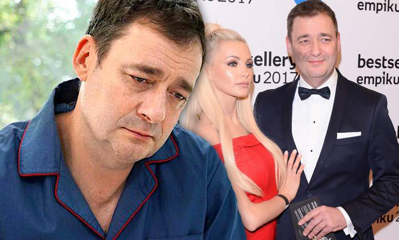 Jacek Rozenek boi się o związek z Roxi Gąską