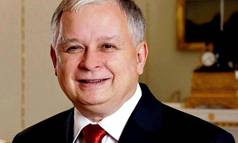 Lech Kaczyński pomnik