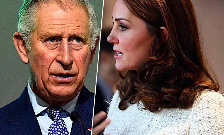 Książę Karol i księżna Kate