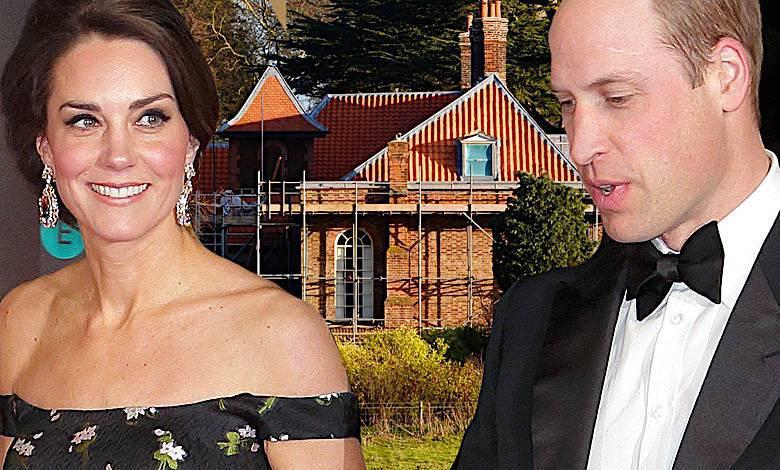 Jak mieszkają Kate i William?