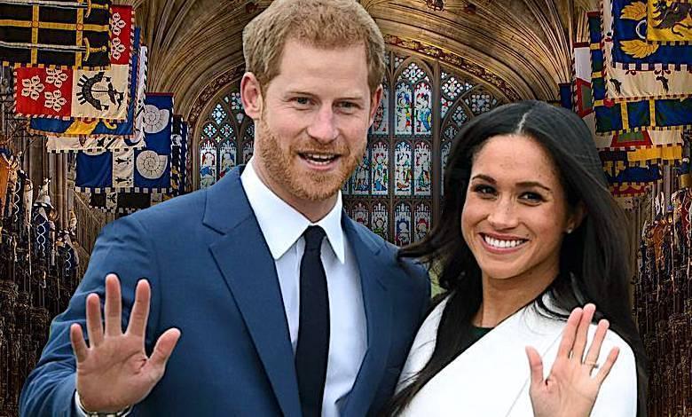 Meghan Markle i książę Harry ślub szczegóły