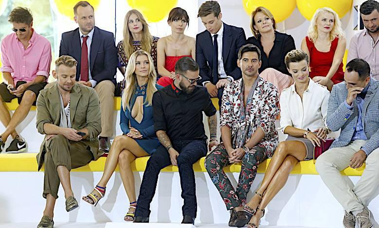 Gwiazdy TVN