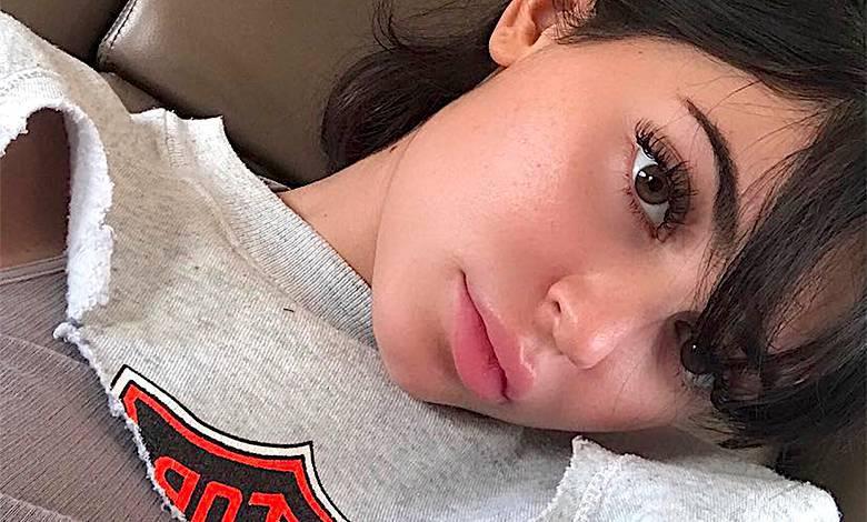 Kylie Jenner Instagram maska