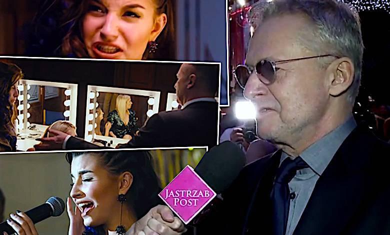 Bogusław Linda o Julia Wieniawa w Kobiety mafii
