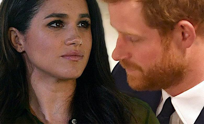 Meghan Markle i książę Harry kłócą się o listę gości