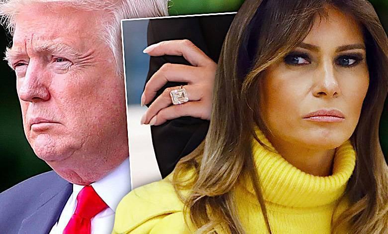 Donald Trump Oszukał Melanię Kłamstwo Wyszło Na Jaw Po Latach