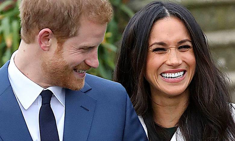 Meghan Markle i książę Harry film