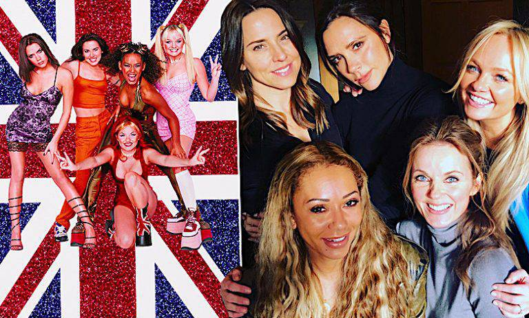 Spice Girls wraca 2018