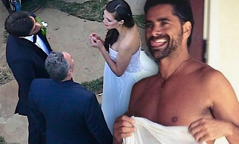 John Stamos ślub