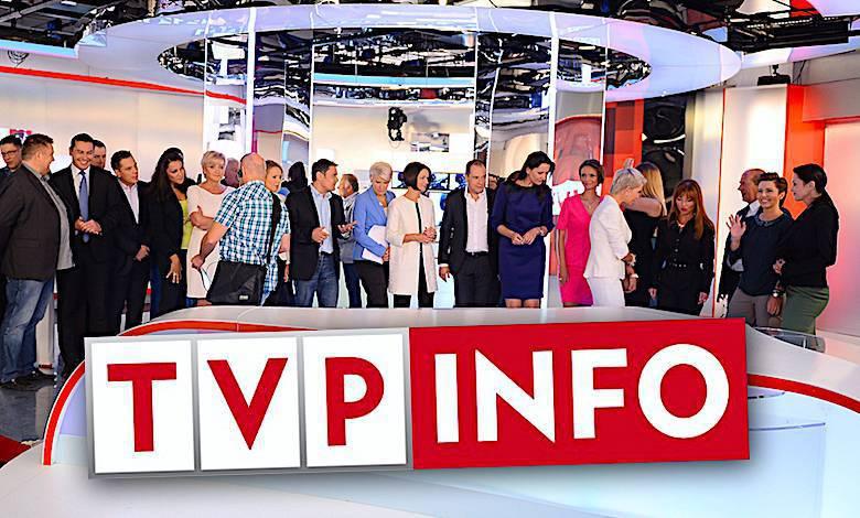 TVP Info dziennikarze