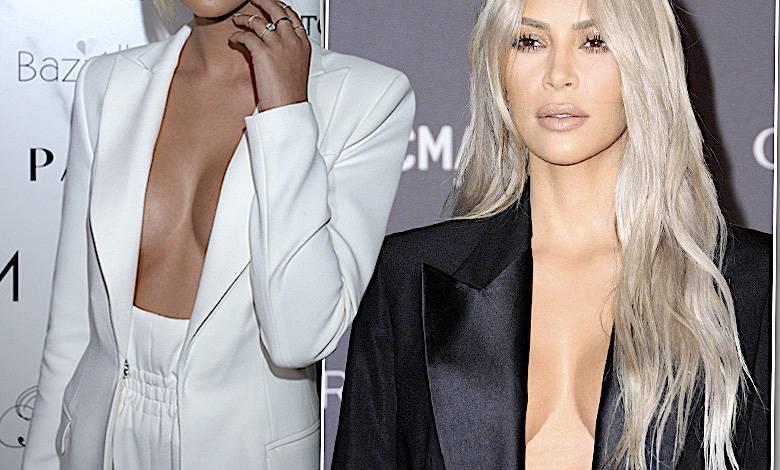 Kim Kardashian, Sandra Kubicka