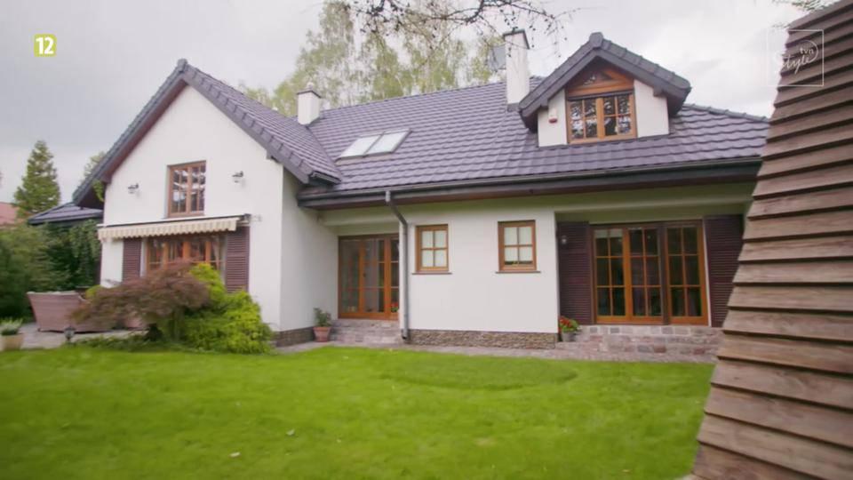 Beata Kozidrak mieszka w willi w Warszawie