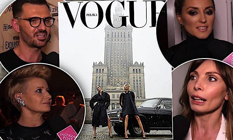 Vogue Polska okładka gwiazdy
