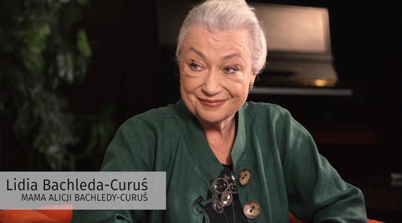 Mama Alicji Bachledy-Curuś w szczerym wywiadzie!