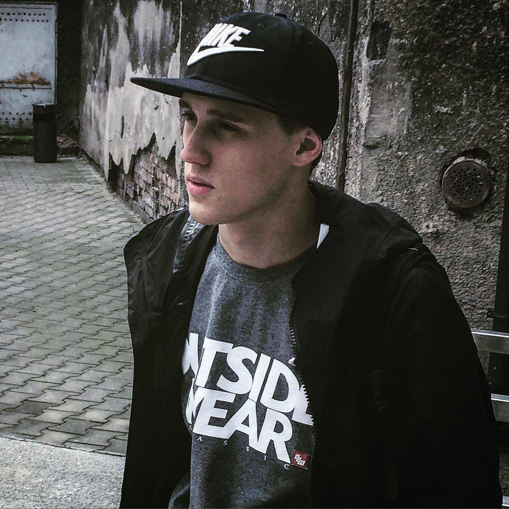 Filip Łuszcz – syn Magika