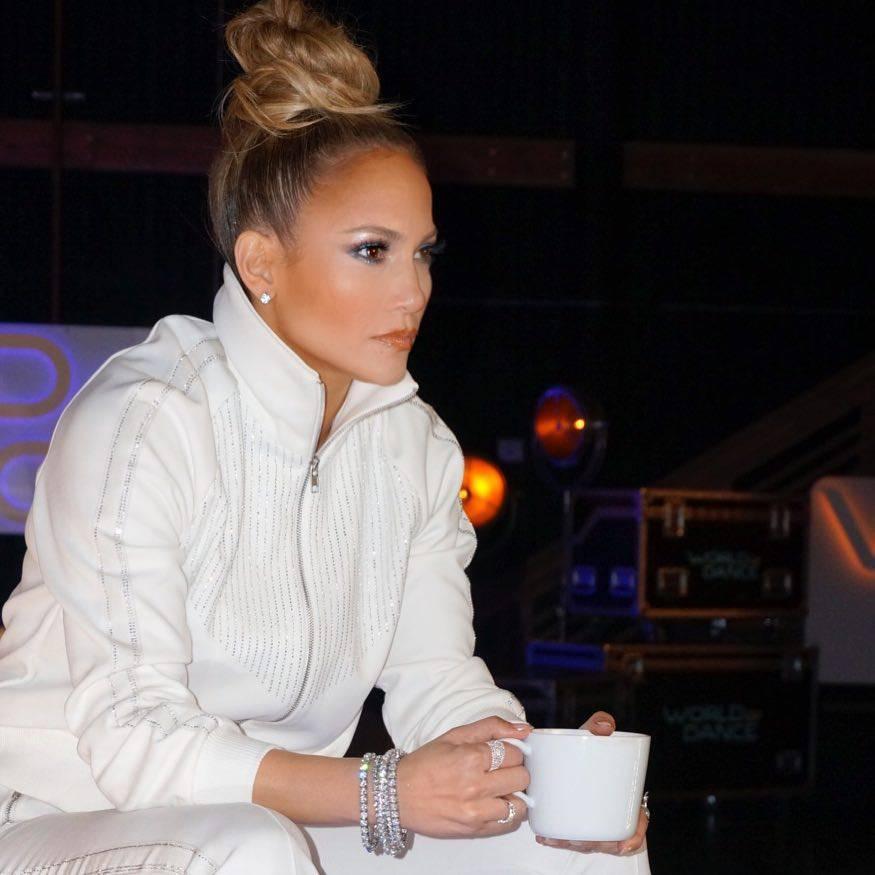 Jennifer Lopez i jej znakomite konturowanie