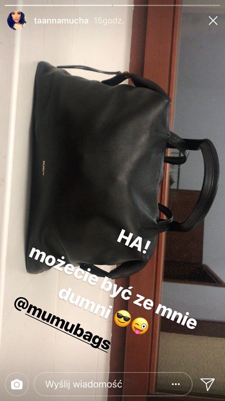 Anna Mucha ujawniła zawartość swojej torebki! To prawdziwa kopalnia skarbów! zdjecie 1