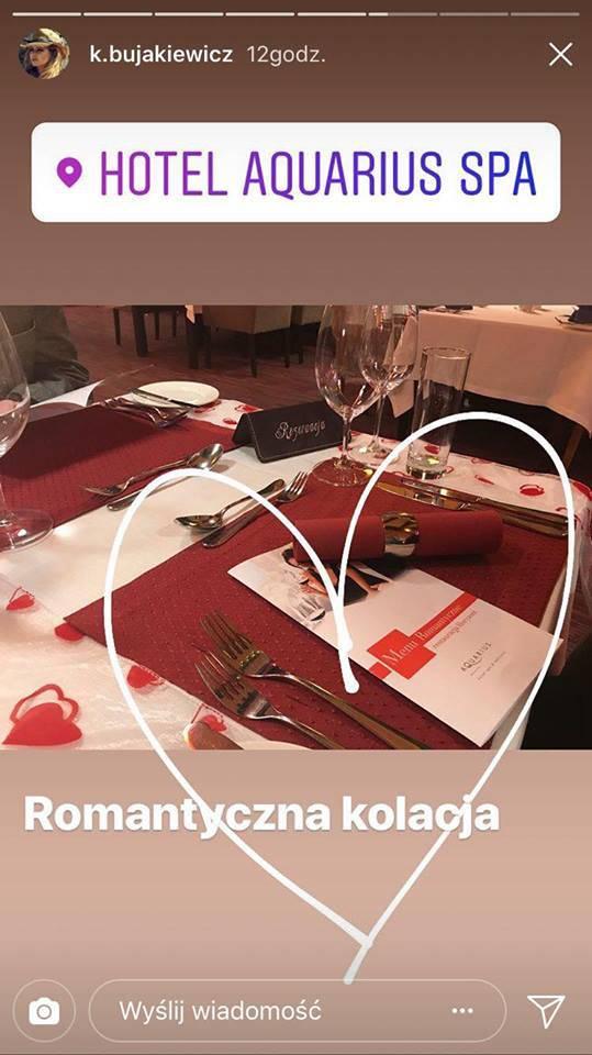 Katarzyna Bujakiewicz chwali się miesiącem miodowym na Instagramie!