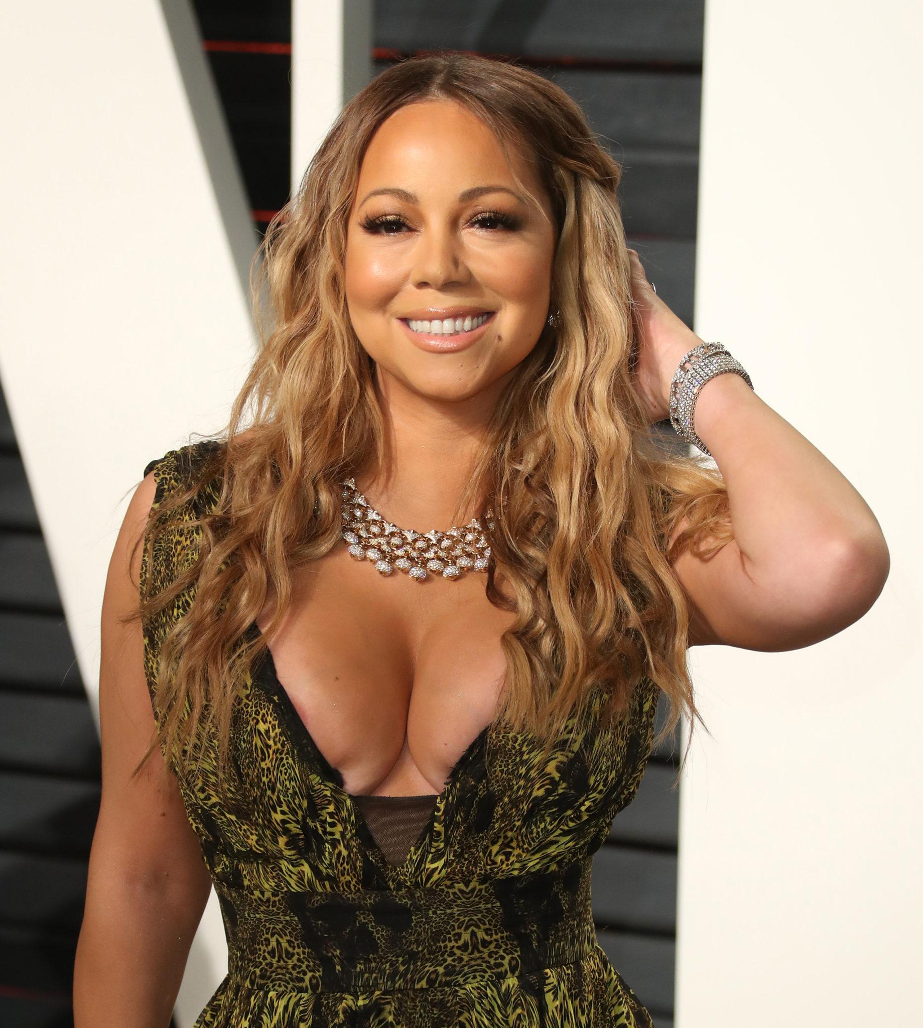 Mariah Carey – wpadka z