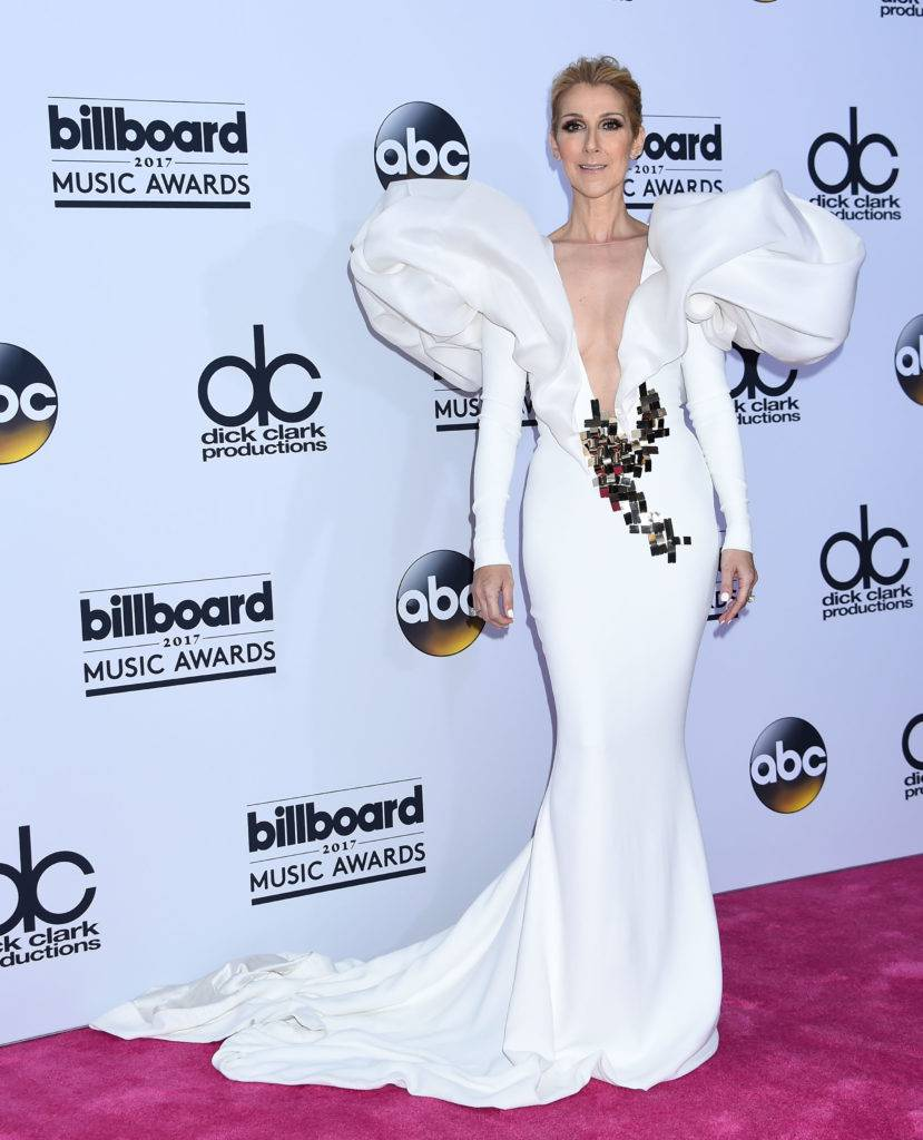 Céline Dion – Billboard Music Awards 2017